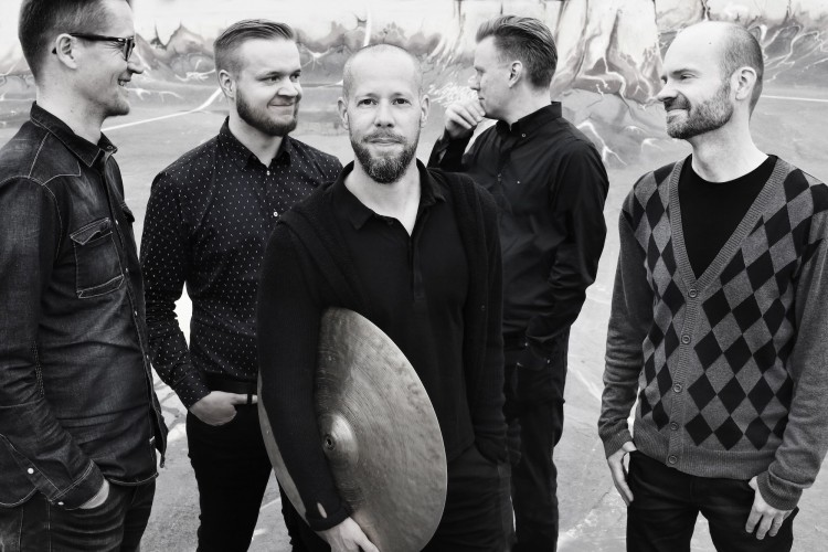Jussi Lehtonen Band Suomen Jazzliiton kiertueella