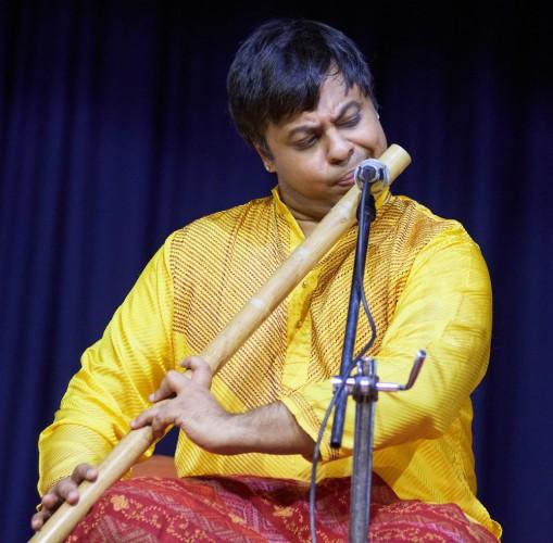 Shashank Subramanyam & Parupalli Phalgun – karnaattisen musiikin huippukonsertti