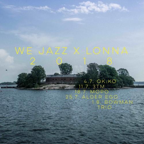 We Jazz X Lonna 2018