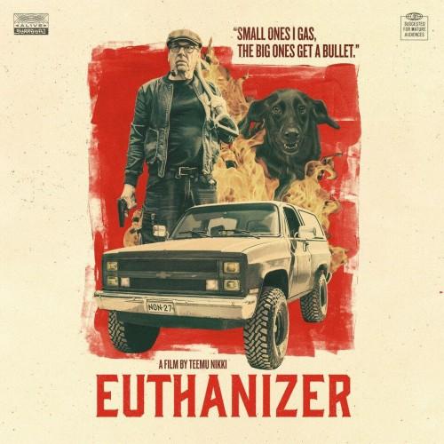 kaukolampi-puranen: euthanizer – original soundtrack