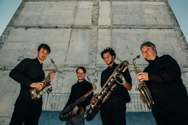 Quatuor Machaut Vapaat äänet kiertueella 23.-29.9.