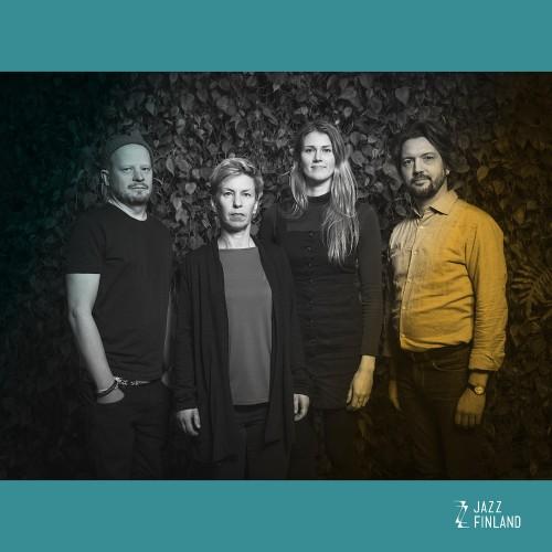 Riitta Paakki Quartet Suomen Jazzliiton kiertueella 5.–16.11.